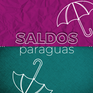 Saldos Paraguas